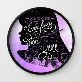RAPUNZEL Wall Clock