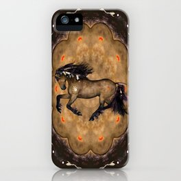 HORSE - Cherokee iPhone Case