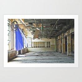 abandoned Art Print