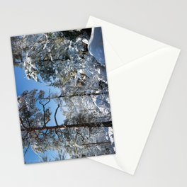 Winter in March Stationery Cards