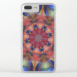 The Colour Of Your Dreams Clear iPhone Case