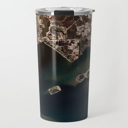 Galveston Bay Texas Travel Mug