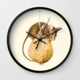 Little Thief Wall Clock
