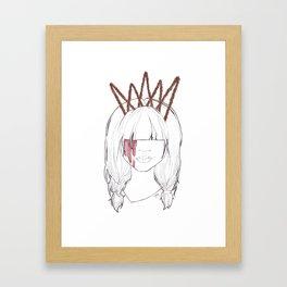 Ann Framed Art Print
