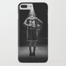 Bryant Basket Legends Tribute  iPhone Case