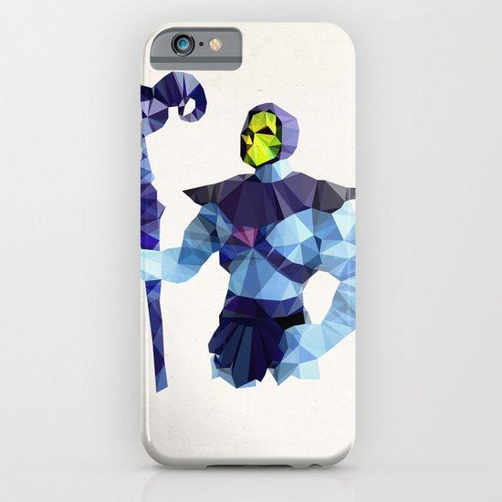 Polygon Heroes - Skeletor iPhone & iPod Case