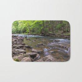 Camp Creek State Park, Princeton, West Virginia Bath Mat