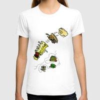 basquiat T-shirts featuring Basquiat Netflix by alexSHARKE