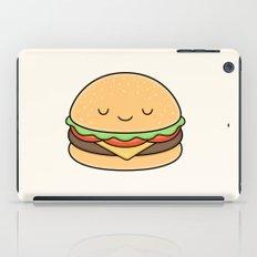 Happy Burger iPad Case