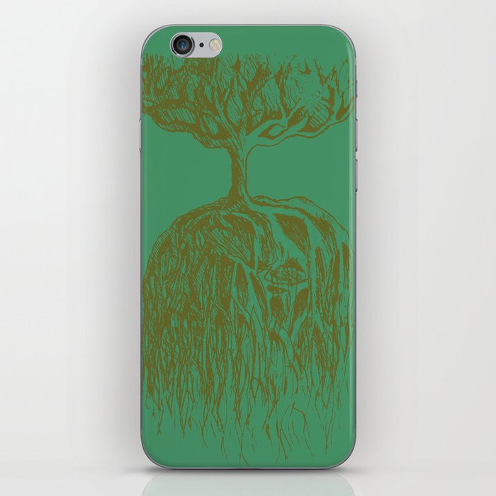 One Tree Planet *remastered* iPhone Skin