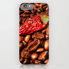 Hot Chili Coffee iPhone 6s Slim Case