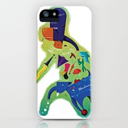 The Philippines as a Menagerie iPhone Case