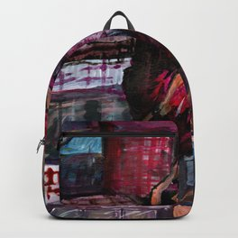 Witch in Japan Backpack