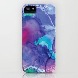 Rainbow Bubble iPhone Case