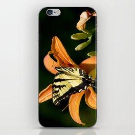 Butterfly II iPhone Skin