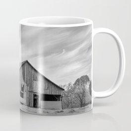 Old Weathered Barn Coffee Mug