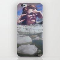 lotus iPhone & iPod Skins featuring Lotus by Djuno Tomsni