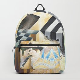 On The Other Side Of Wastelands - Skyward Backpack