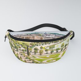 Versailles Gardens | Europe France Nature Landscape Travel Photography Fanny Pack