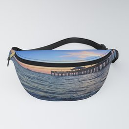 Jumping the Waves Fanny Pack