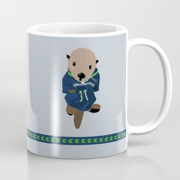 The Littlest Seahawks Fan Coffee Mug
