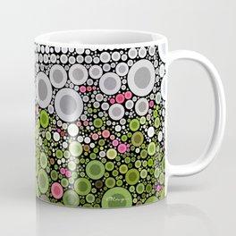 FLORAL DOTS Coffee Mug