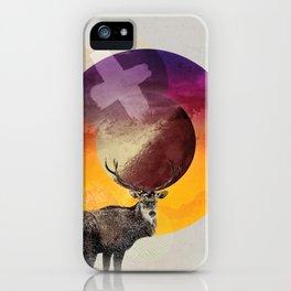Agonie iPhone Case