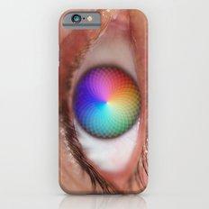 Pantone Eye Vision  iPhone 6s Slim Case