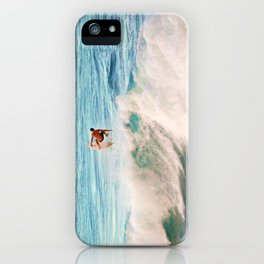 Wipe Out iPhone Case