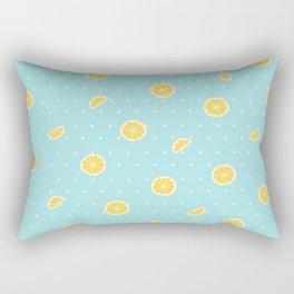 Lemon Squeezy Rectangular Pillow