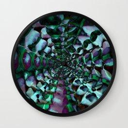 Song Of A Mermaid Wall Clock