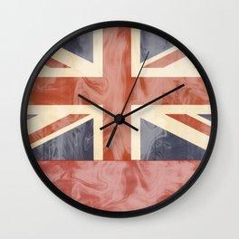 Union Love {UK} Wall Clock