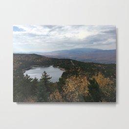 White Mountains NH Metal Print