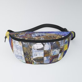 City Sound of Berlin Fanny Pack