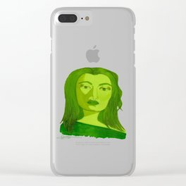 GREENLIGHT Clear iPhone Case