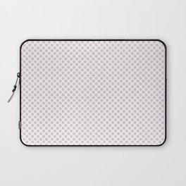 Twilight Polka Dots Laptop Sleeve