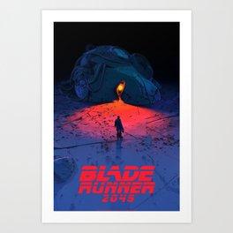 Blade Runner 2065 Art Print