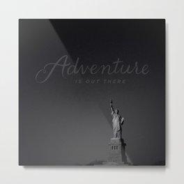 Adventure.. Metal Print