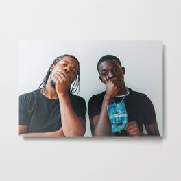 Bobby Shmurda - Ackquille Jean Pollard - Rap - S6 - Hot Nigga - Brooklyn - Gang - GS9 - HipHop  12 Metal Print