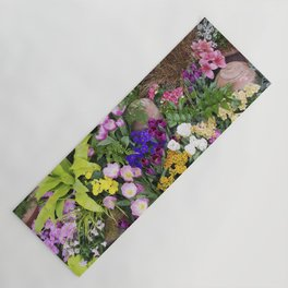 Floral Spectacular - Spring Flower Show Yoga Mat