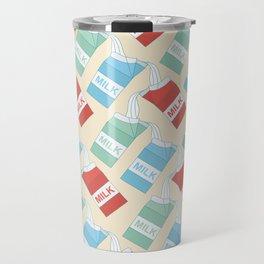 Don't cry over spilt milk Travel Mug