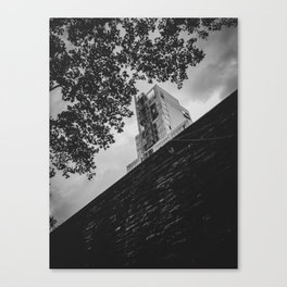 New York Old and New Canvas Print