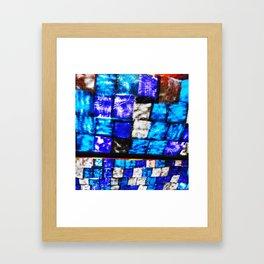 Gracia Framed Art Print