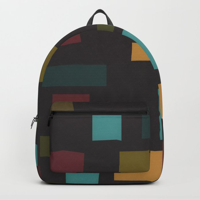 The Pattern Gets Worse I Backpack