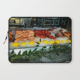 Fresh Seafood Laptop Sleeve