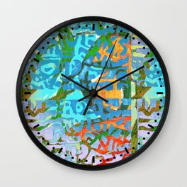 AbEx3 Wall Clock