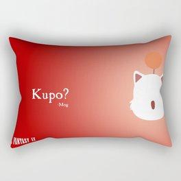 Mog (Moogle) Rectangular Pillow