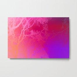 The Love of Trees. Metal Print