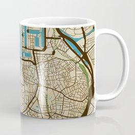 Antwerp (grunge) Coffee Mug