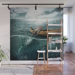 One summer day... Wall Mural